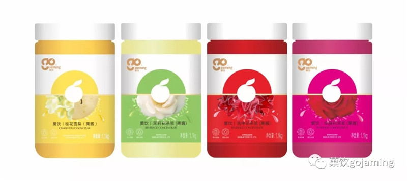 花茶浆系列